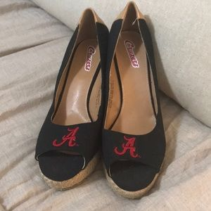 Alabama wedges